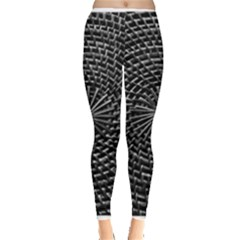 SPinning out of control Women s Leggings