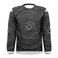 SPinning out of control Men s Long Sleeve T-shirts
