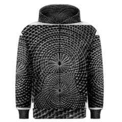 SPinning out of control Men s Zipper Hoodies