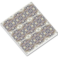 Oriental Geometric Floral Print Small Memo Pads