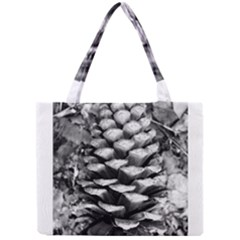 Pinecone Spiral Tiny Tote Bags