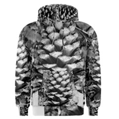 Pinecone Spiral Men s Pullover Hoodies