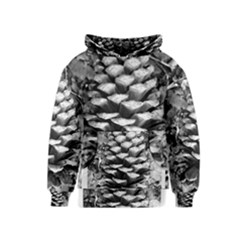 Pinecone Spiral Kid s Pullover Hoodies