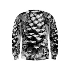 Pinecone Spiral Boys  Sweatshirts