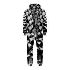Pinecone Spiral Hooded Jumpsuit (Kids)