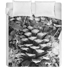 Pinecone Spiral Duvet Cover (double Size)