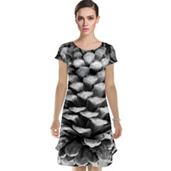 Pinecone Spiral Cap Sleeve Nightdresses