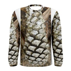 Pincone Spiral #2 Men s Long Sleeve T-shirts