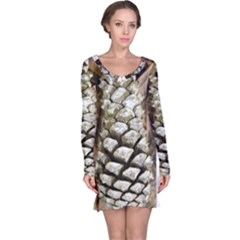 Pincone Spiral #2 Long Sleeve Nightdresses