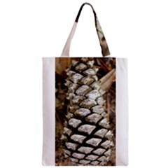 Pincone Spiral #2 Zipper Classic Tote Bags