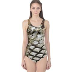 Pincone Spiral #2 Women s One Piece Swimsuits