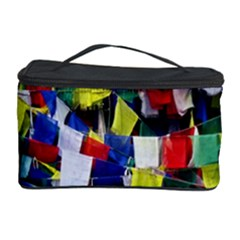 Tibetan Buddhist Prayer Flags Cosmetic Storage Cases