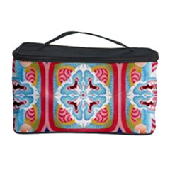 Tibetan Art Tapestry of Colors Cosmetic Storage Cases