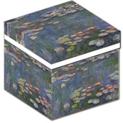 Claude Monet   Water Lilies Storage Stool 12
