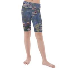 Claude Monet   Water Lilies Kid s swimwear