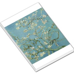 Almond Blossom Tree Large Memo Pads