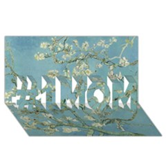 Almond Blossom Tree #1 Mom 3d Greeting Cards (8x4)