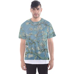 Almond Blossom Tree Men s Sport Mesh Tees