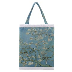 Almond Blossom Tree Classic Tote Bags