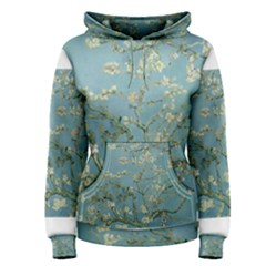 Almond Blossom Tree Women s Pullover Hoodies