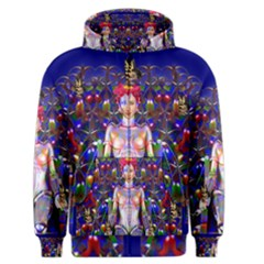 Robot Butterfly Men s Zipper Hoodies