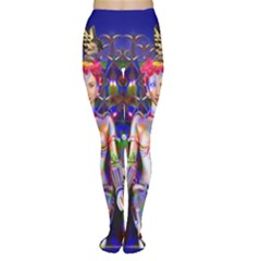 Robot Butterfly Women s Tights