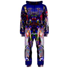 Robot Butterfly Hooded Jumpsuit (Ladies)