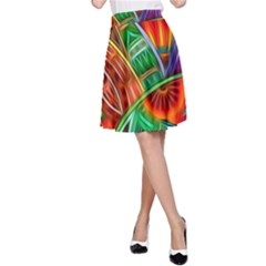 Happy Tribe A-Line Skirts