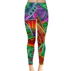 Happy Tribe Winter Leggings