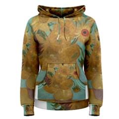 Vincent Willem Van Gogh, Dutch   Sunflowers   Google Art Project Women s Pullover Hoodies