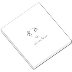 Breathless Small Memo Pads