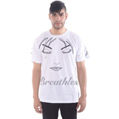 Breathless Men s Sport Mesh Tees