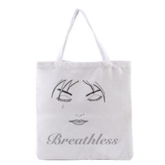 Breathless Grocery Tote Bags