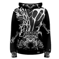 Officially Sexy Panther Collection Blue Women s Pullover Hoodie