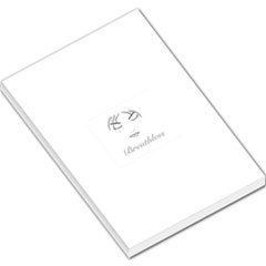 Breathless Large Memo Pads