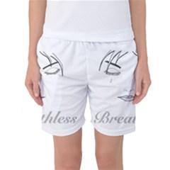 Breathless Women s Basketball Shorts