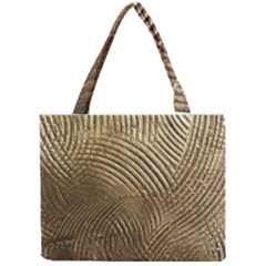 Brushed Gold 050549 Tiny Tote Bags