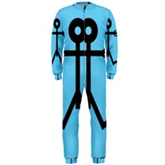 Love Men Icon Onepiece Jumpsuit (men)
