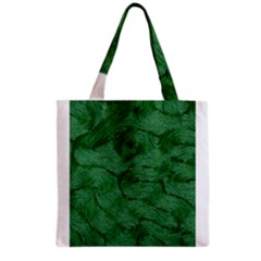 Woven Skin Green Grocery Tote Bags