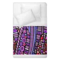 Stained Glass Tribal Pattern Duvet Cover Single Side (single Size)