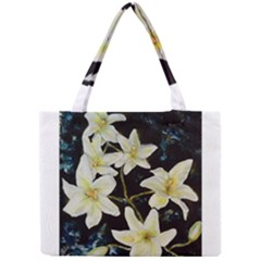 Bright Lilies Tiny Tote Bags