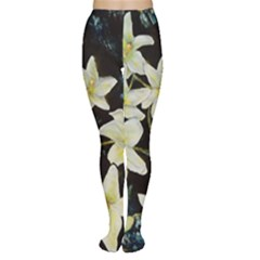 Bright Lilies Women s Tights