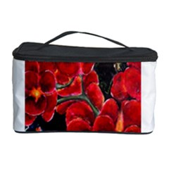 REd Orchids Cosmetic Storage Cases