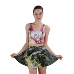 Black Ice Mini Skirts