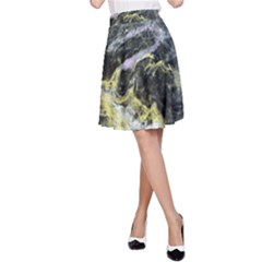 Black Ice A-Line Skirts
