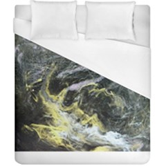 Black Ice Duvet Cover Single Side (double Size)