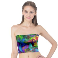 Unicorn Smoke Women s Tube Tops