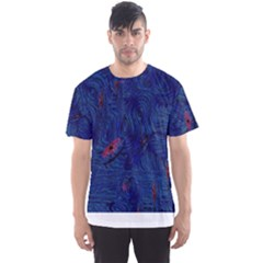Blue Sphere Men s Sport Mesh Tees