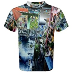 Colour Street Top Men s Cotton Tees