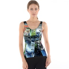 Colour Street Top Tank Tops